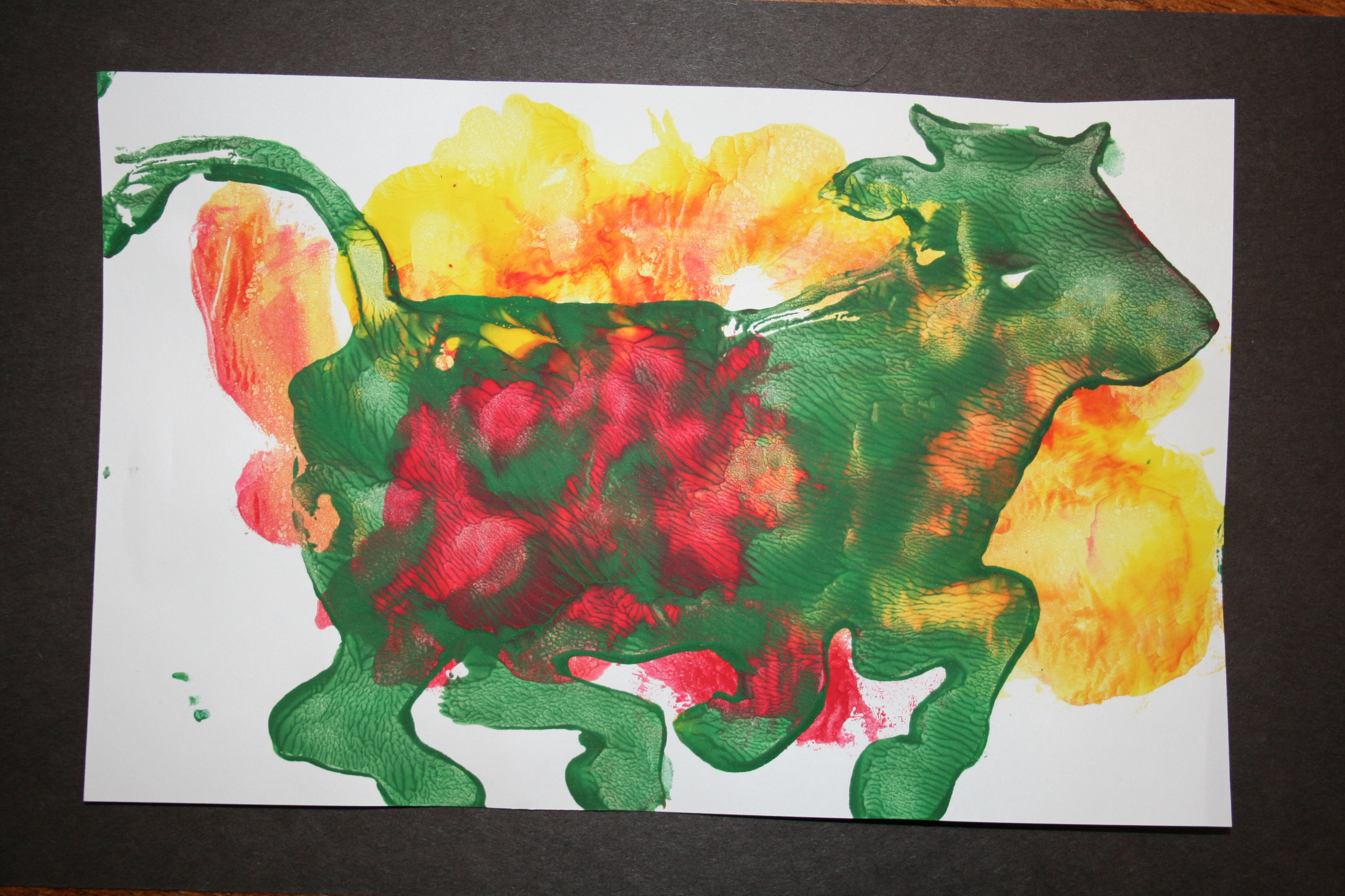 Creative Tots Artist Of The Month – Franz Marc   Creative Tots Blog