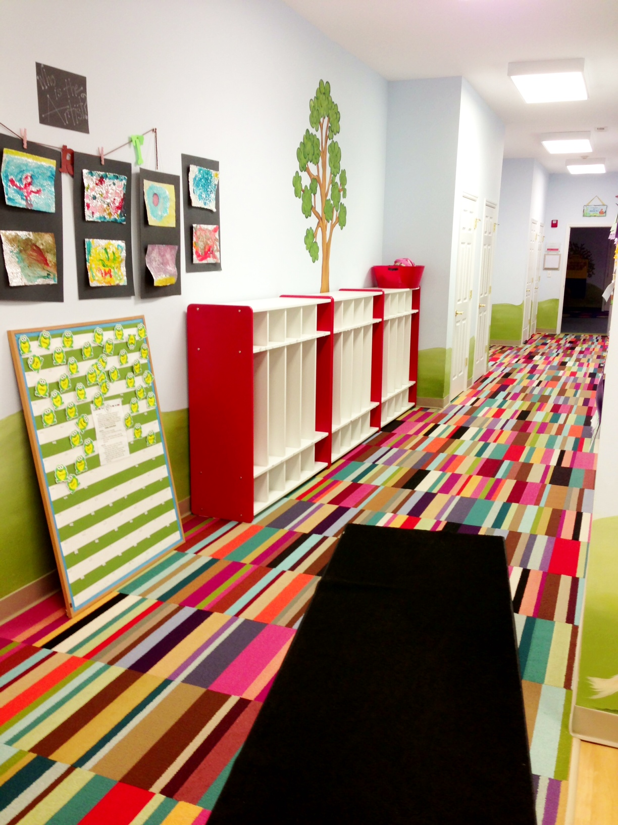 Modern Classroom Arrangement ~ Preschool room creative tots